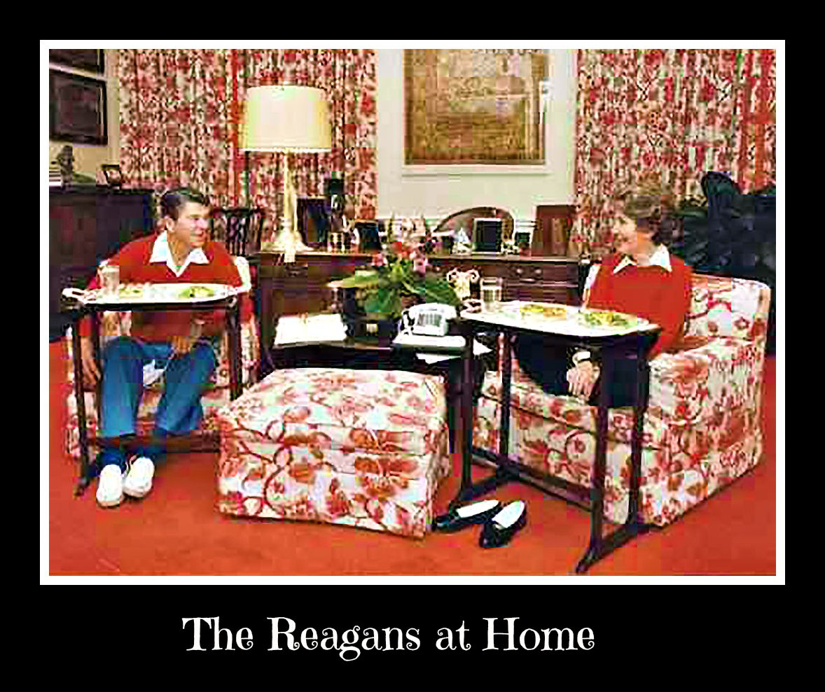 Reagans at homePSPM